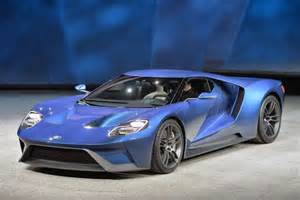 2017 ford gt coupe a real fast coupe sports car ford reviews