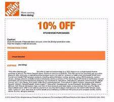 home depot 10 moving the home depot coupons batch printable coupons