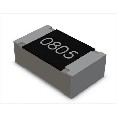 0805 resistor mass 80511k