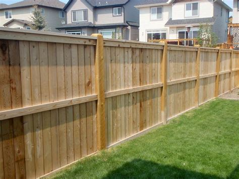 fence building how to build a wood fence with your own fencing wood fences fences and woods