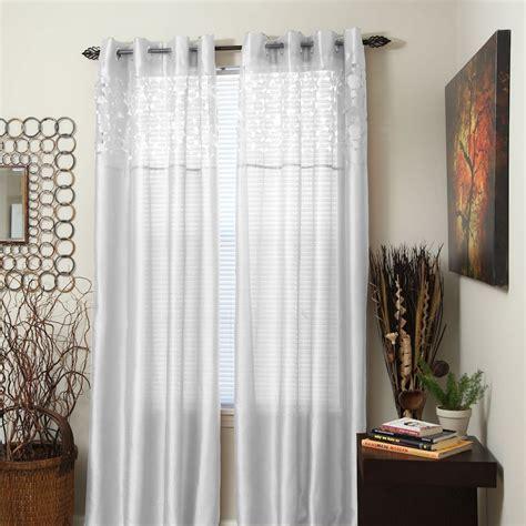 kohls sheer curtains grommet sheer curtains kohl s