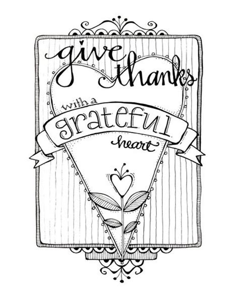 Give Thanks Coloring Page Karla S Korner Give Thanks To The Lord Coloring Page