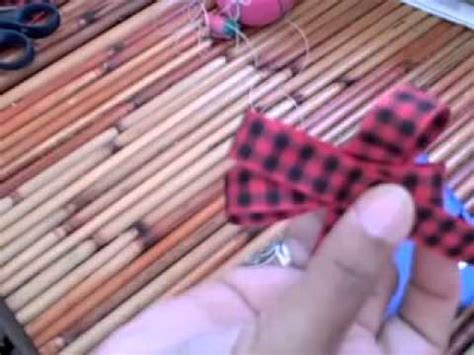 How To Make Handmade Hair Bows - learn how to make handmade hair bows 2 1