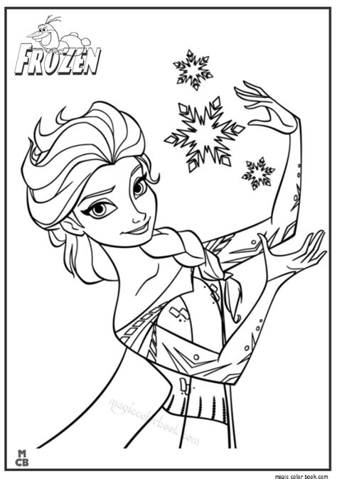 Exceptional Arthur Christmas Full Movie #4: Frozen-free-Coloring-Pages-Elsa-Let-it-go.png