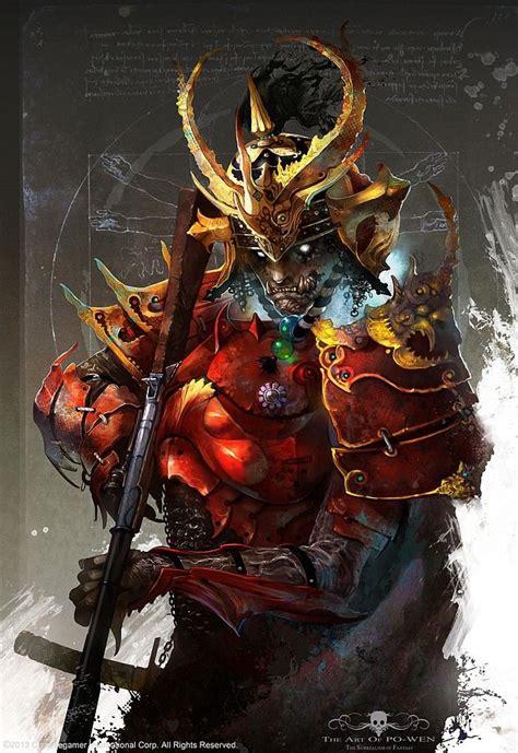 samurai demon armor 60 best images about oni demon on pinterest tengu tattoo