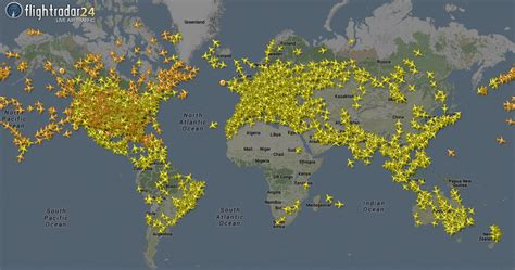 us weather map for flying how it works flightradar24 live flight tracker