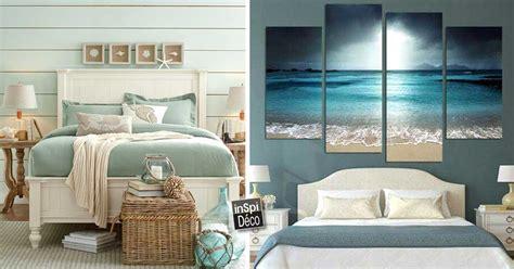 chambre ambiance une t 234 te de lit ambiance bord de mer 20 id 233 es pour vous
