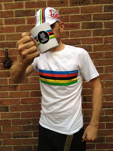 Tshirt World Time world chs t shirt and mug cycling weekly