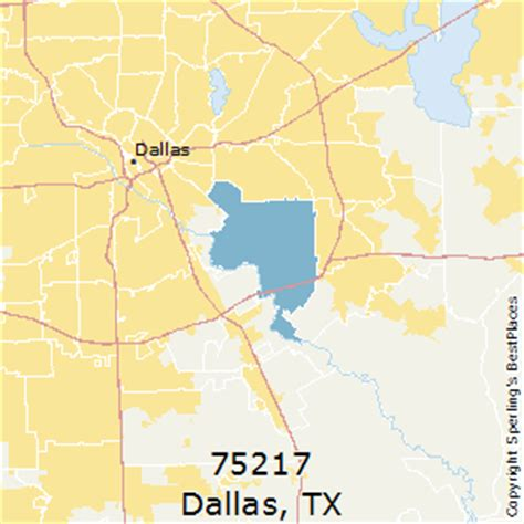 dallas texas area code map best places to live in dallas zip 75217 texas