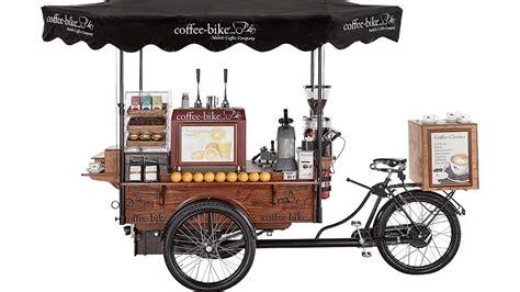Coffee Bike   Mobile Coffee Company