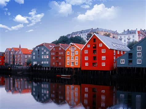 norway house colorful norway houses wallpaper the stench of conservative hubris winter train