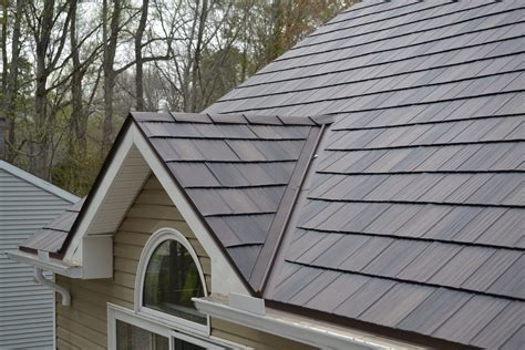 Aluminum Metal Roof - metal roof shingles without furring strips