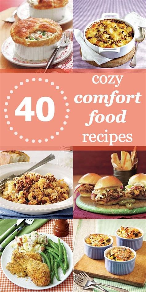 quick easy comfort food recipes get cozy 46 quick comfort food recipes getting cozy