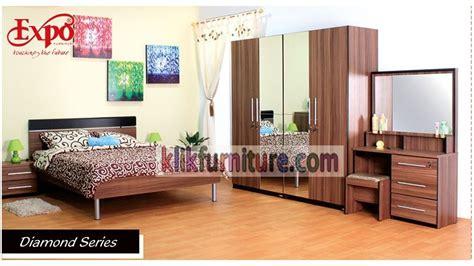 Expo Lp158 Tecido Lemari Pakaian lp 2103 lemari 3 pintu cermin expo promo