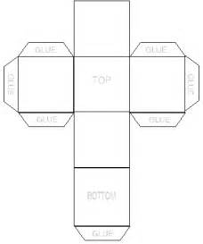 Box Outline Template by Simple Box Template Perfume And Research