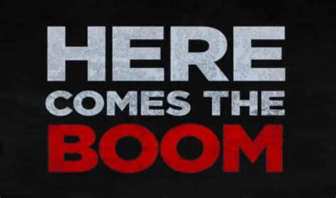 Here Comes The by Here Comes The Boom Trailer