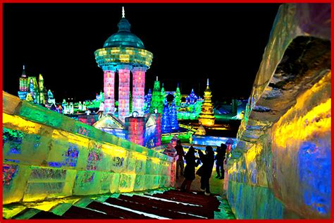 harbin ice festival the harbin international snow and ice sculpture festival