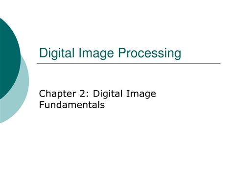 What Is Illumination In Digital Image Processing