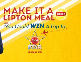 Sweepstakes September 2017 - lipton summer sweepstakes