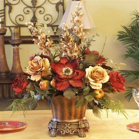 Floral Arrangements For Home Decor by 17 Best Ideas About Silk Flower Arrangements On
