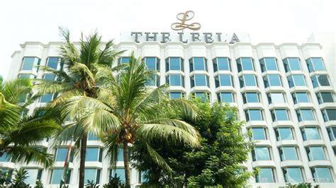 Luxury hotel, The Leela Palace Mumbai, Mumbai, India