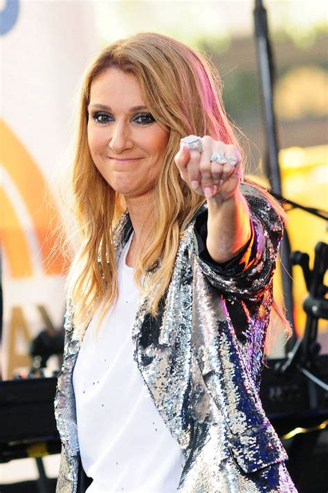 celine dion celine dion on the today show and the tonight show is the