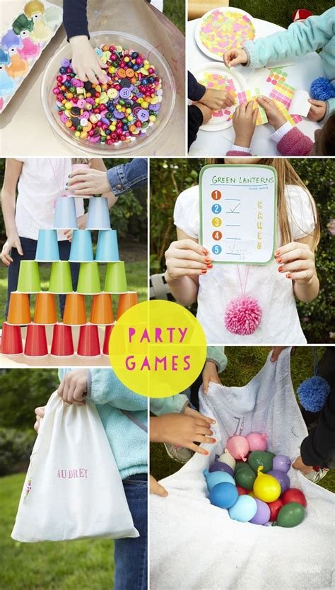 backyard cing ideas for children 10 ideas about backyard birthday parties on pinterest