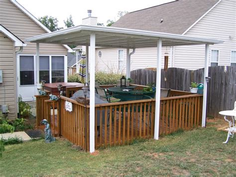 Patio Covers Awnings by Greer Awning Siding Inc Aluminum Awnings And Patio