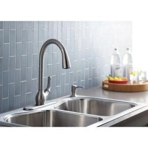 kohler barossa kitchen faucet pin by gurky7 on products for new house