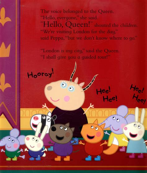 peppa goes to london peppa goes to london by ladybird 9780241294567 brownsbfs