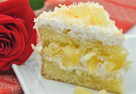 pina coconut cake recipe pi 241 a colada cake recipe pina colada cake cakes and