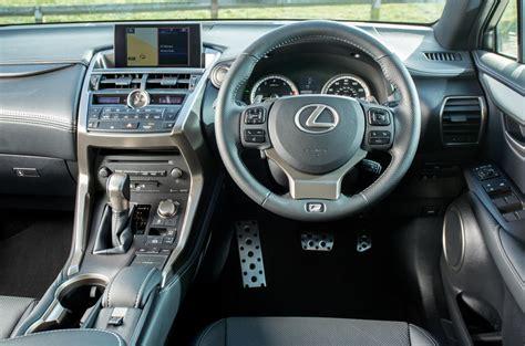 lexus car interior lexus nx interior autocar