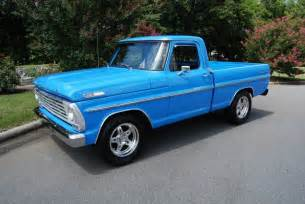 1967 Ford F100 1967 Ford F100 Ranger Quot Homer Quot Ford Trucks