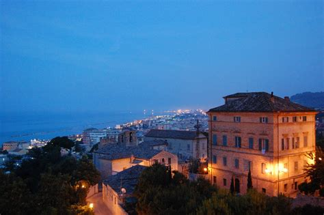 ristorante le terrazze ancona grottammare badplaatsen riviera delle palme de piceno en