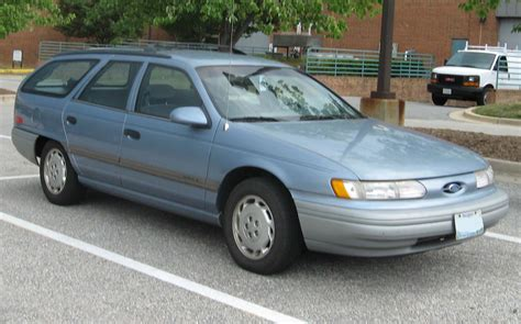 1991 Ford Taurus by 1991 Ford Taurus Information And Photos Zombiedrive