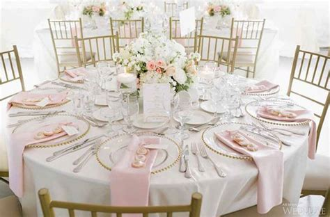 2016 Rose Quartz Wedding Theme Archives   Weddings Romantique