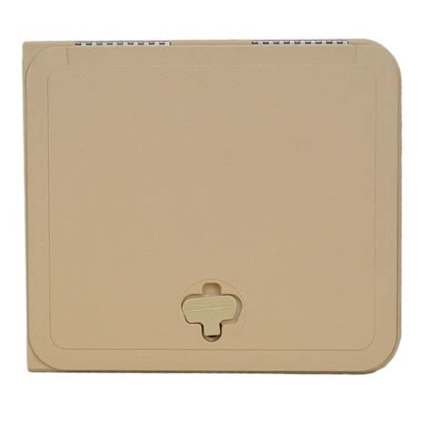 boat storage hatch innovative product solutions 1618 custom taupe poly boat