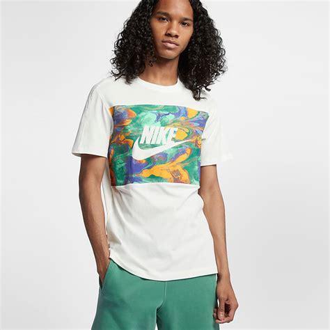 Matching Print Shirt nike air huarache and vandal print shirt match
