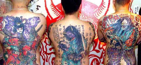 yakuza tattoo rules bbc news japanese spas urged to relax tattoo rules for