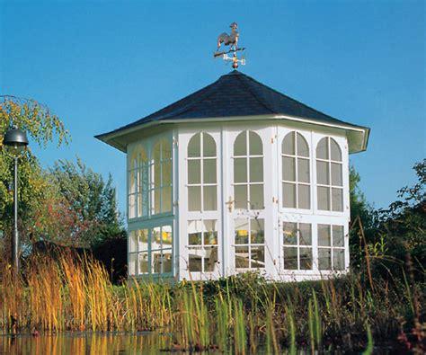 Teehaus Gartenhaus