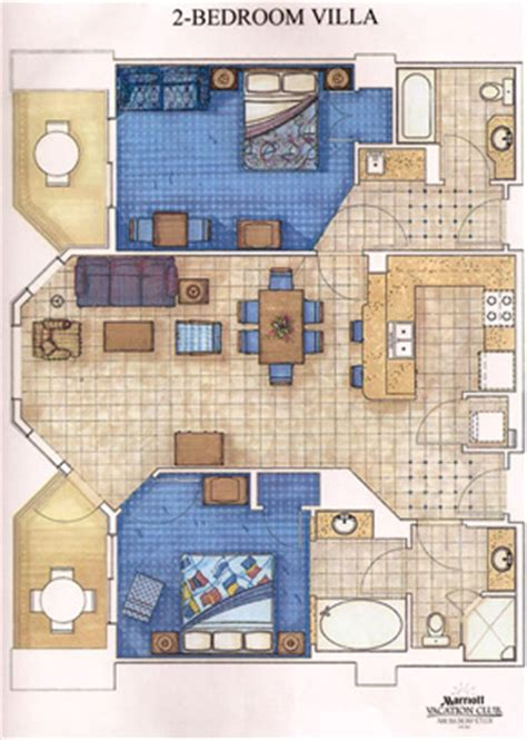Marriott Aruba Surf Club Floor Plan by Awg Marriott Surf Club