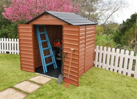Plastic Shed 6x6 by Buy Skylight Sheds 6x6 From Our Plastic Sheds Range