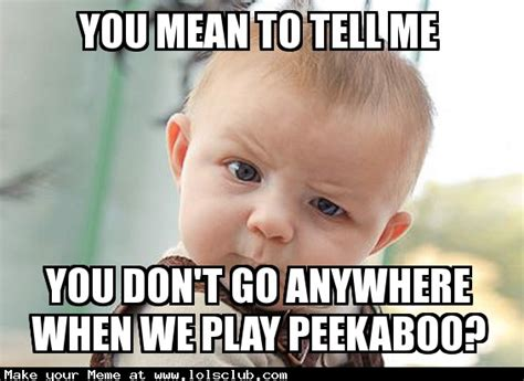 You Mean To Tell Me Meme - you mean to tell me baby meme www pixshark com images