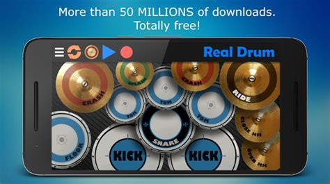 real drum app tutorial real drum download install android apps cafe bazaar