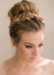 best hair hair doos 2015 top bun wedding hairstyles top bun wedding hairstyle