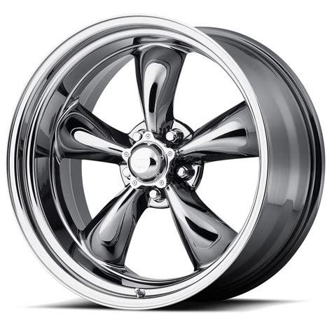 Summit Racing Gift Card - american racing vn815 torq thrust ii pvd black chrome wheels vn8155765 free shipping