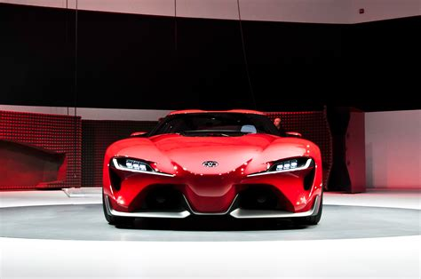 How Much Is The Toyota Ft1 Toyota Ft 1 Concept Previews Return Of Supra
