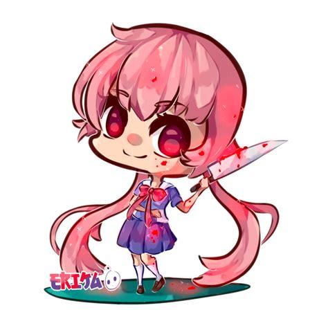 imagenes de yuno gasai kawaii kawai yuno gasai by dessineka on deviantart