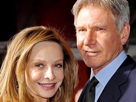 Harrison Ford And Calista Flockhart Are Engaged by Finally Harrison Ford Marries Longtime Calista