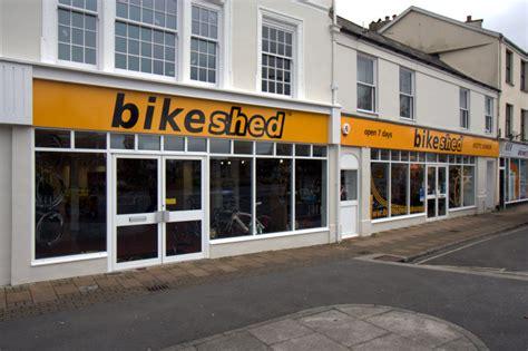 Bike Shed Barnstaple barnstaple cafe the bike shed